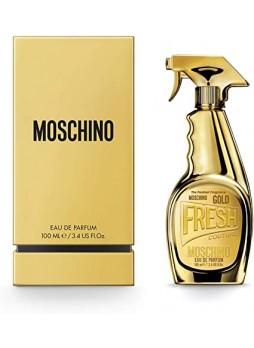 Moschino Fresh Gold Edp 100Ml