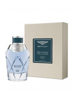 Bentley Beyond Collection Exotic Musk Edp 100ml