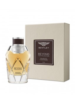 Bentley Beyond Collection Majestic Cashmere Edp 100ml
