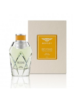 Bentley Beyond Collection Wild Vetiver Edp 100ml