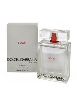 Dolce&Gabbana The One Sport M Edt 100ml