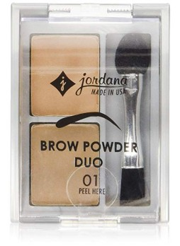 JORDANA COLOR BROW POWDER #E01
