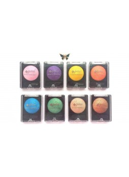 Jordana Baked Eye Shadow All Colors