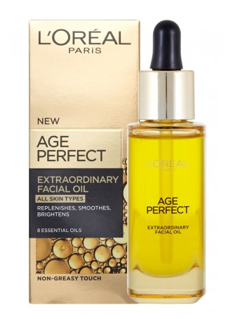 Loreal Age Perfect Extra Ordinary Oil Bottle 30 Ml