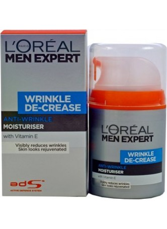 Loreal Wrinkle Decrease Face Cream Pump 50ml