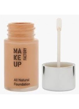 Makeup Factory All Natural Foundation #F17