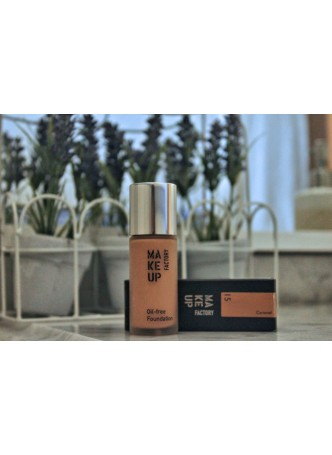 Makeup Factory Oil Free Foundation #F15