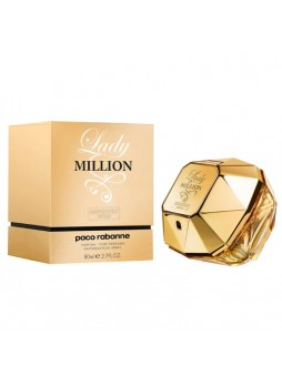 Paco Rabanne Million Absolutly Gold Edp 80ml