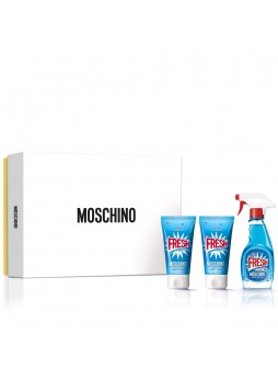 Moschino Fresh Cauture Edt 50ml+Shawer Gel 50ml+Body Lotion 50ml Set
