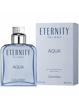 Calvin Klein Eternity Aqua Men Edt 200ml