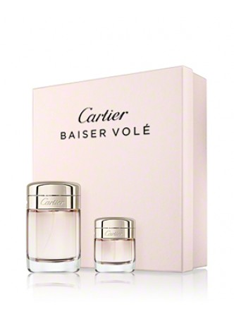 Cartier Baiser Vol Edp 50ml+15ml Mini Set