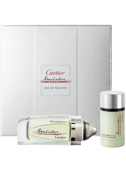 Cartier Roadster Sport Edt Deo Stick 100ml+75ml Set