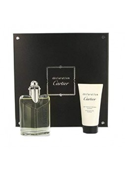 Cartier Declaration Edt 50ml+Shampo 50ml Set