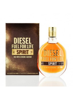 Diesel Fuel For Life Man Sprit Edt 75ml