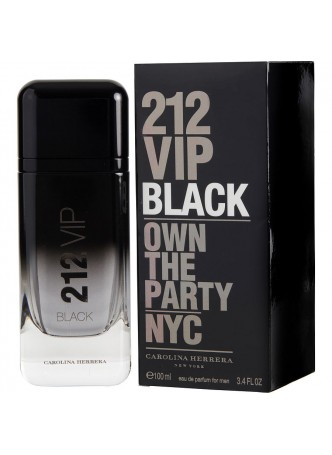 Carolina Herrera 212 Vip Black Man Edp 100ml