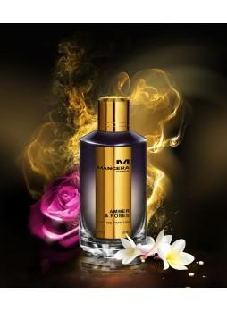 Mancera Amber&Roses Edp 120 Ml