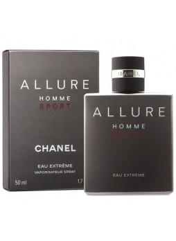 Chanel Allure Sport Extreme Edt 50 Ml