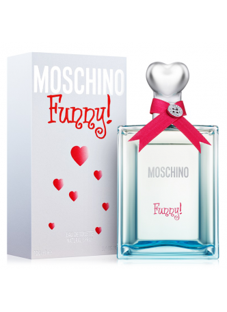Moschino Funny Woman Edt 100ml