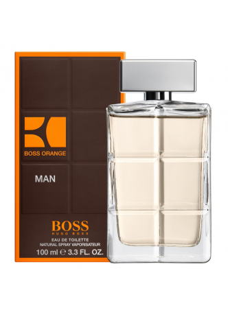 Hugo Boss Orange Men Edt 100 Ml