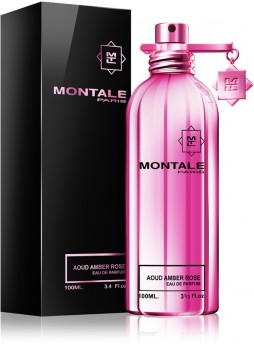 Montale Aoud Amber Rose Edp 100ml