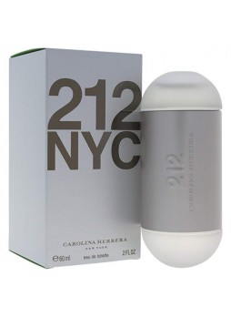 Carolina Herrera 212 NYC Woman Edt 60ml