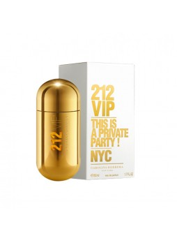 Carolina Herrera 212 Vip Woman Edp 50ml