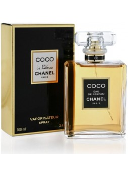 Chanel Coco Edp 100ml Black