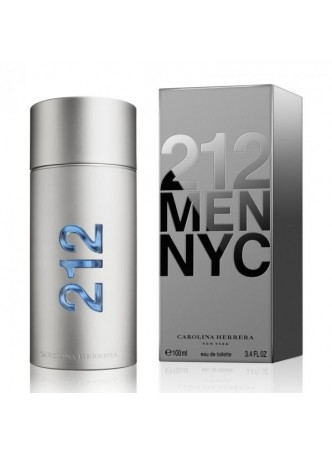 Carolina Herrera 212 Man NYC Edt 100ml
